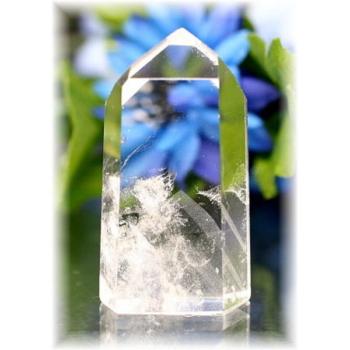 ブラジル産ファントム水晶ポリッシュポイント(PHANTOM-221)