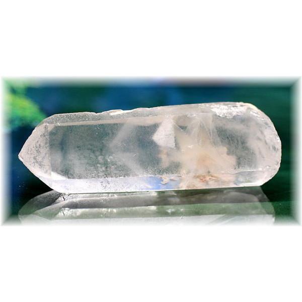 ブラジル産ファントム水晶ナチュラルポイント(PHANTOMQUARTZ-NP11)