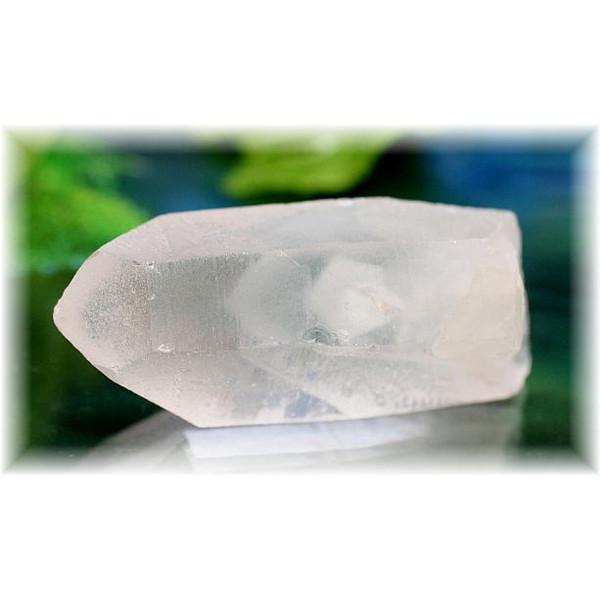 ブラジル産ファントム水晶ナチュラルポイント(PHANTOMQUARTZ-NP26)