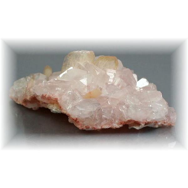 インド産3Aピンクアポフィライト結晶石(PINK-APOPHYLITE04)