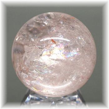 ピンククリスタルスフィア(PinkCrystal-Sphere505IS)