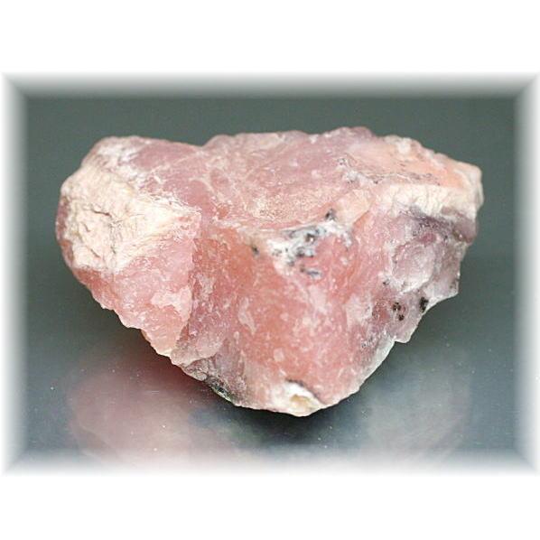 ペルー産ピンクオパール原石(PINKOPAL-RAF318IS)