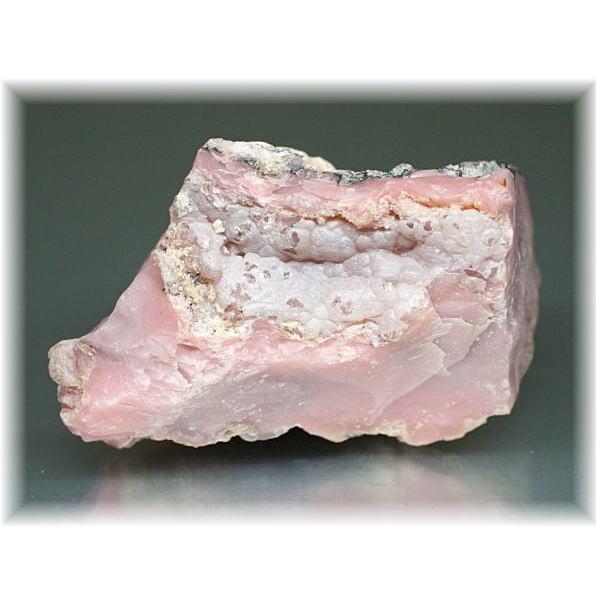 ペルー産ピンクオパール原石(PINKOPAL-RAF322IS)