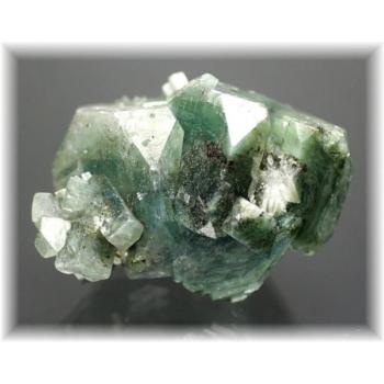 インド産グリーンアポフィライト板状結晶石(PLATE-GREEN_APOPHYLITE07)