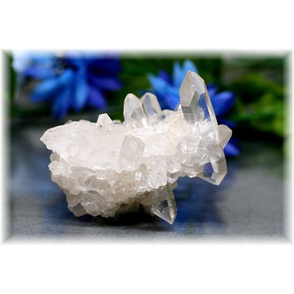 ブラジル・ミナスジュライス産水晶クラスター(QUARTZCLUSTER-0648IS)