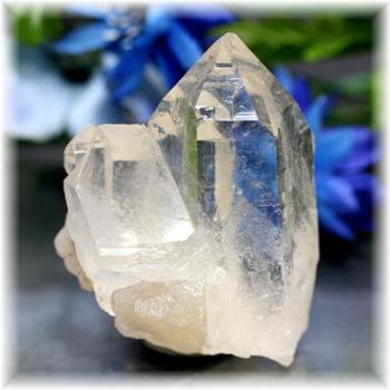ブラジル・ミナスジュライス産水晶クラスター(QUARTZCLUSTER-0725IS)