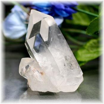 ブラジル・ミナスジュライス産水晶クラスター(QUARTZCLUSTER-0775IS)
