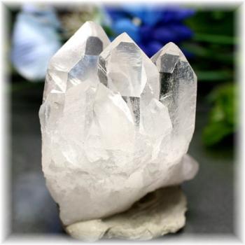 ブラジル・ミナスジュライス産水晶クラスター(QUARTZCLUSTER-1018IS)