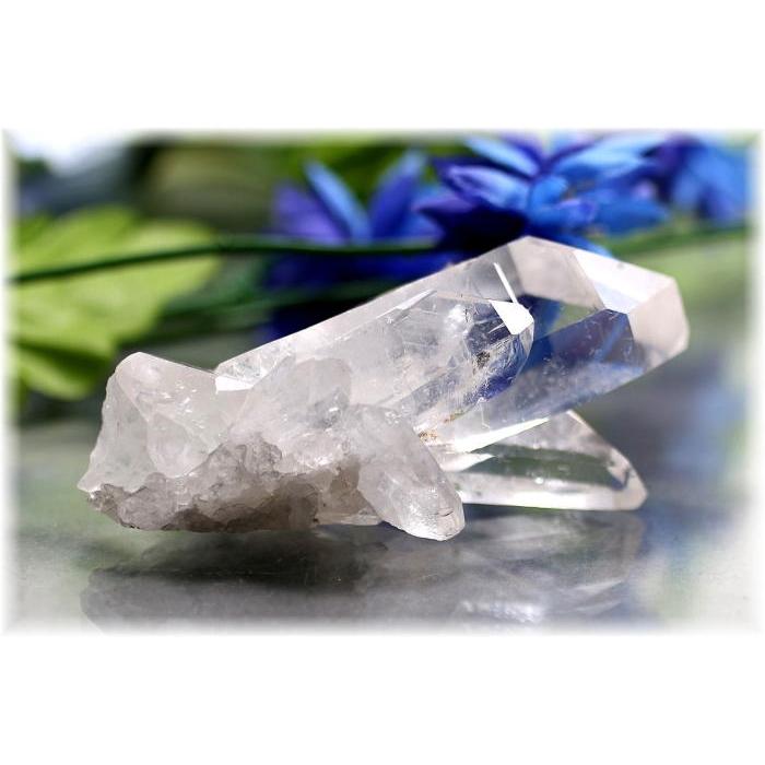 ブラジル・ミナスジュライス産水晶クラスター(QUARTZCLUSTER-301IS)