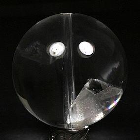 最高品質 貫入水晶大玉 粒販売(QUARTZINQUARTZ-IS05)