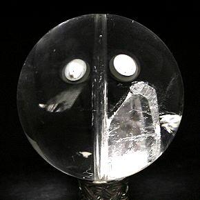 最高品質 貫入水晶大玉 粒販売(QUARTZINQUARTZ-IS07)