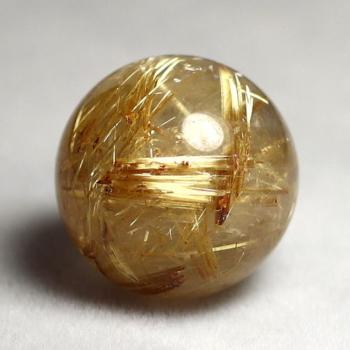 ゴールドルチルクォーツ スフィア(RUTILESPHERE-6001IS)
