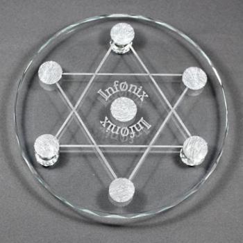 七星陣 ガラス製Lサイズ(SEVEN-SPHERE-GLIS)