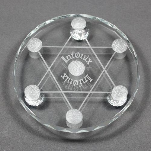 七星陣 ガラス製Mサイズ(SEVEN-SPHERE-GMIS)