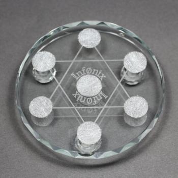 七星陣 ガラス製Sサイズ(SEVEN-SPHERE-GSIS)