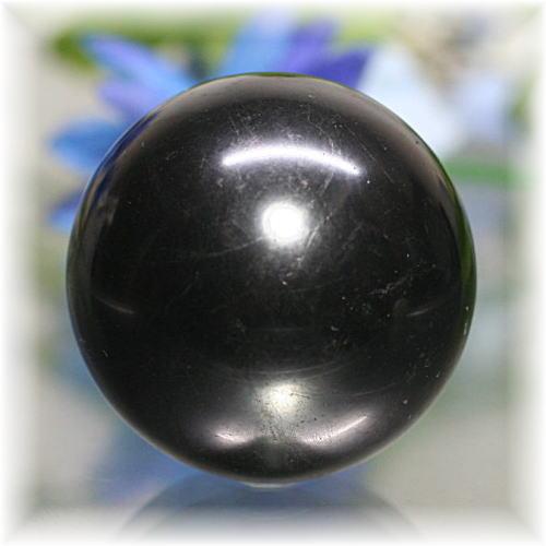 ロシア・カレリア共和国産高品質シュンガ石スフィア(SHUNGITE-SPHERE501IS)