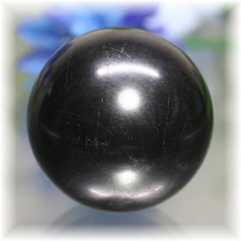 ロシア・カレリア共和国産高品質シュンガ石スフィア(SHUNGITE-SPHERE502IS)