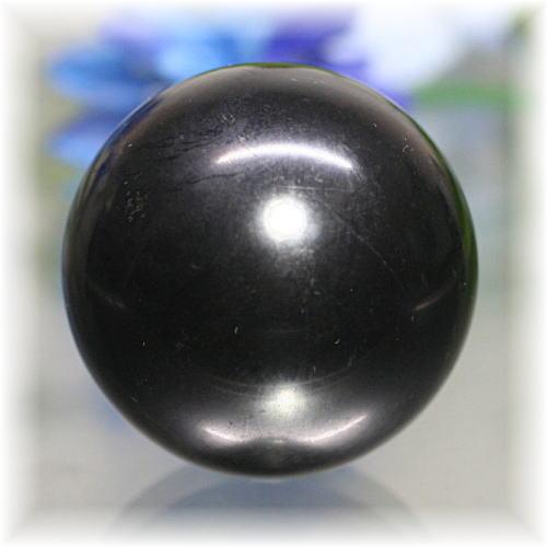 ロシア・カレリア共和国産高品質シュンガ石スフィア(SHUNGITE-SPHERE504IS)