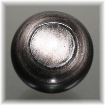メキシコ産シルバーオブシディアン スフィア(SILVEROBSIDIAN-718IS)