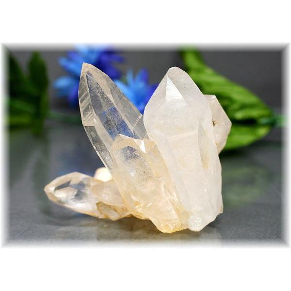 パキスタン・スカルドゥー産ヒマラヤ水晶/クラスター  (SKARDU-HIMALAYAQUARTZ1696)