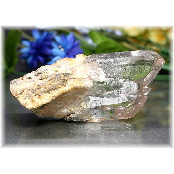 パキスタン・スカルドゥー産ヒマラヤ水晶(SKARDU-HIMALAYAQUARTZ333IS)