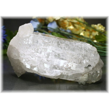 パキスタン・スカルドゥー産チューブインクルージョン ヒマラヤ水晶  (SKARDU-HIMALAYAQUARTZ871IS)