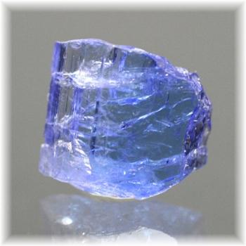 タンザニア産 タンザナイト結晶石[TZCK-101](TANZANITE-CK101IS)