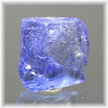 タンザニア産 タンザナイト結晶石[TZCK-103](TANZANITE-CK103IS)