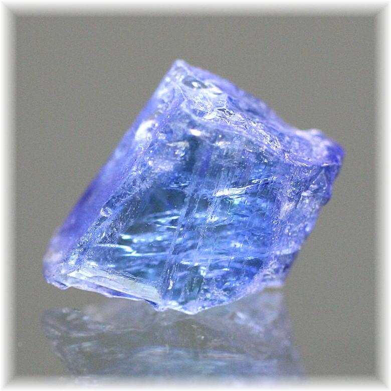 タンザニア産 タンザナイト結晶石[TZCK-108]