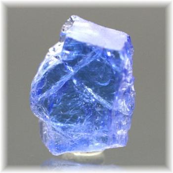 タンザニア産 タンザナイト結晶石[TZCK-110](TANZANITE-CK110IS)
