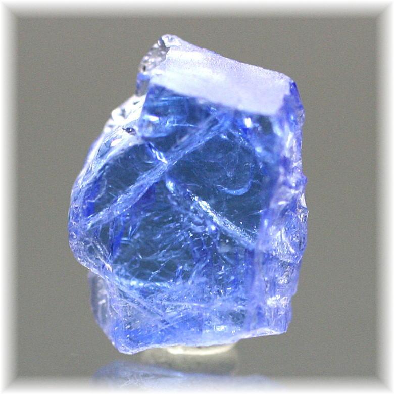 タンザニア産 タンザナイト結晶石[TZCK-110]