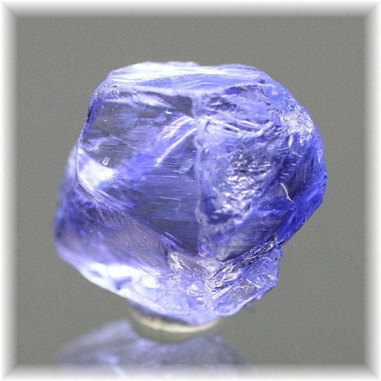 タンザニア産 タンザナイト結晶石[TZCK-113]