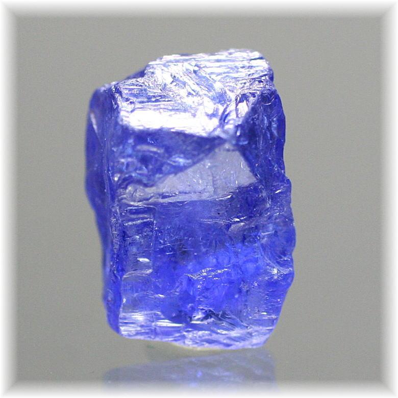 タンザニア産 タンザナイト結晶石[TZCK-115]