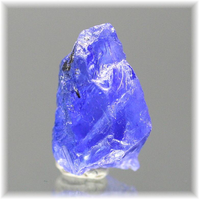 タンザニア産 タンザナイト結晶石[TZCK-119]