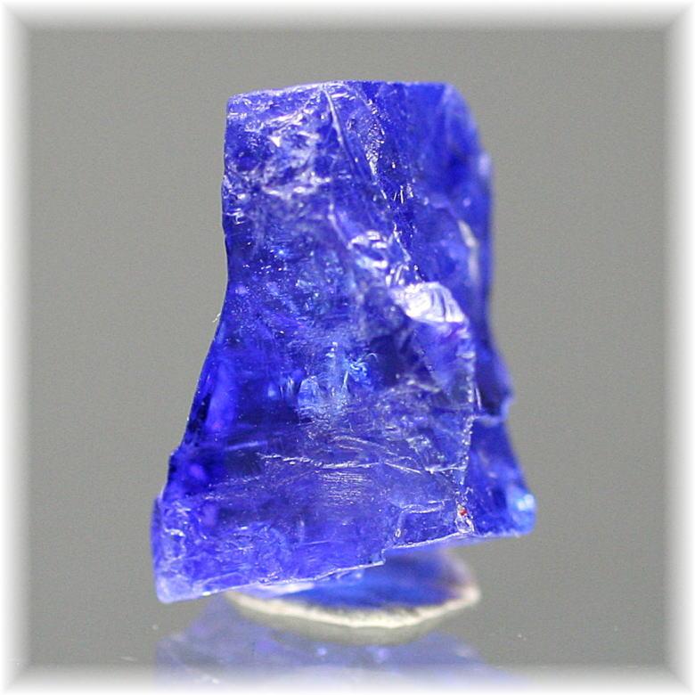 タンザニア産 タンザナイト結晶石[TZCK-120]