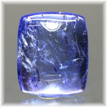 [高品質] タンザナイト ルース(TANZANITE-HQLS718IS)